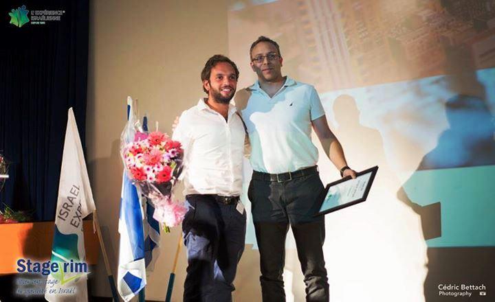 Raphael, l'itinéraire d'un stagiaire en Israël gâté
