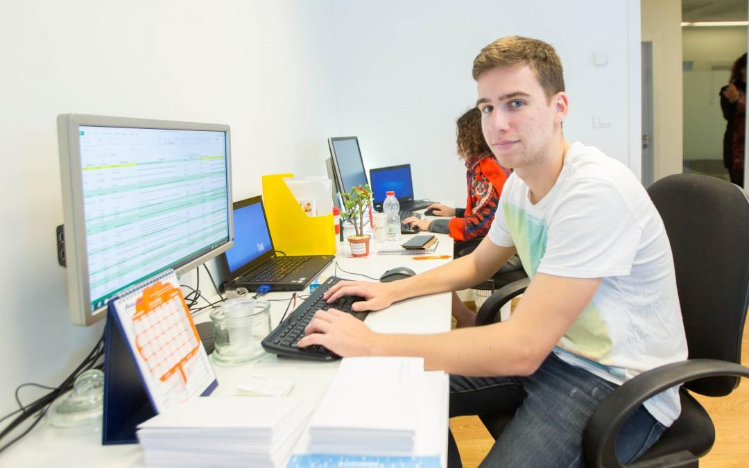 Gabriel : «Un stage chez CheckMarx pour connaitre la vraie vie en Israël»