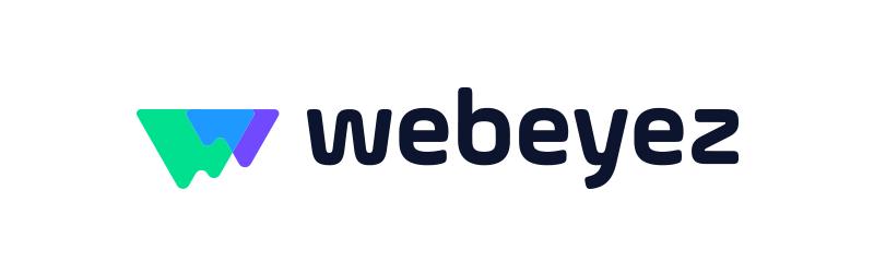 Webeyez new logo