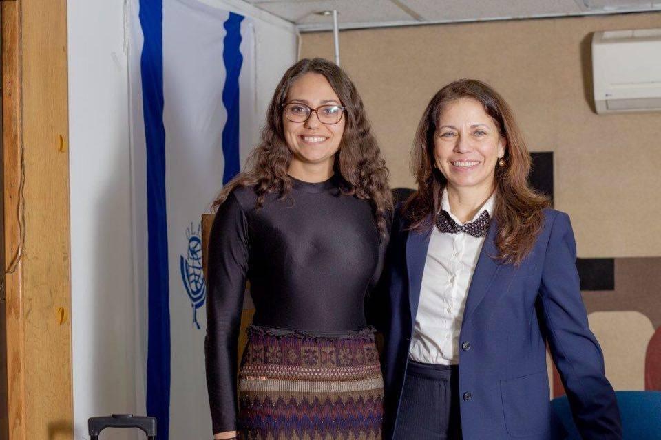 """Sandra, stagiaire en cabinet d'Avocat : """"Tout est beaucoup plus intense en Israël !"""""""